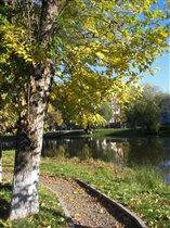 Осенняя тропинка...