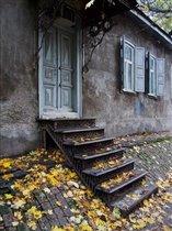 Осень на пороге..........