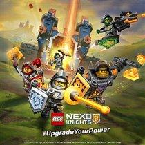 Новая серия LEGO® NEXO KNIGHTS™: захватывающий мир рыцарей