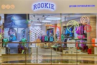 Открылся первый в России магазин бренда Rookie