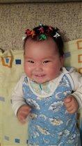 Адия первые зубки в 3 месяца