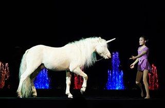 Цирк Танцующих Фонтанов «Аквамарин» представляет новое шоу