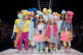 «Детский мир» представил новую коллекцию «Весна – Лето 2016»