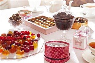 Мастер-классы для детей на открытии нового шоколадного ателье «La Princesse Choco»