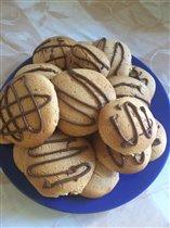 печенье из вареной сгущенки