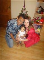Встреча Нового 2015 года нашей семьей