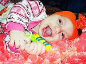 Лиза, Лизонька, Лизок, вырос первый твой зубок