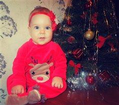 Первый новый год Елизаветы Рикитичны