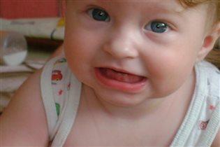 Моя доця.