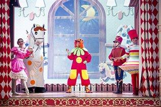 В «Центральном Детском Магазине на Лубянке» пройдет фестиваль «Театр - детям»
