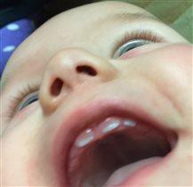 Зубки как грибочки