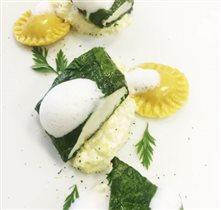 Красивые блюда: арт-ланч в ресторане A Tavola