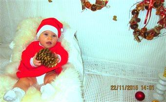 Рождественская девочка Софи