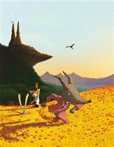 Французский анимационный фильм «Невероятная тайна Лулу»