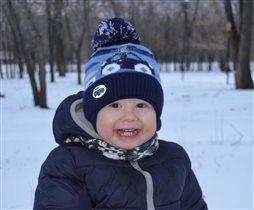Радость, снежная...