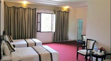 Cong Doan Hotel - Sapa (Trade Union Hotel)