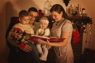 Новый год-самый семейный, теплый, сказочный праздн
