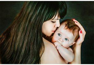 С мамочкой