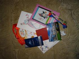 Подарки от Оли-Aliola