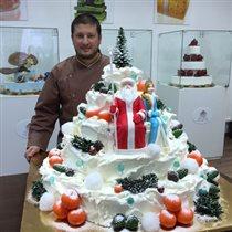 Торты заказ от Рената Агзамова: фото самых невероятных «звездных» тортов