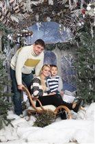 Мчимся навстречу Новому году! -))