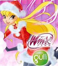 Новогодний конкурс «Волшебные приключения Winx»