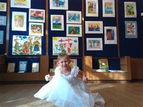 персональная выставка Анастасии Котовой 5 лет