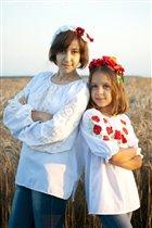 Как сестры))))