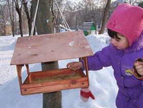 Зимующие птицы Москвы