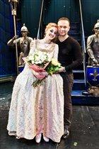 Мюзикл 'Красавица и чудовище': возвращение Наталии Быстровой после родов