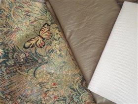 Материалы для будующих подушек