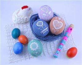 Швальмские пасхальные яйца