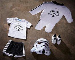 adidas Originals представляет детскую линейку Stormtroopers из коллекции Star Wars