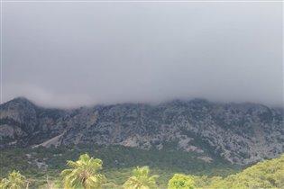 анталийские горы