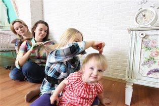 подтверждение авторства для 'Хочу быть как мама'