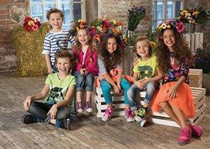 Новая коллекция одежды и обуви «Весна – Лето 2015» в магазинах сети «Детский мир»