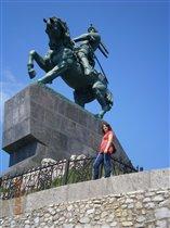 Памятник Салавату Юлаеву(Уфа)