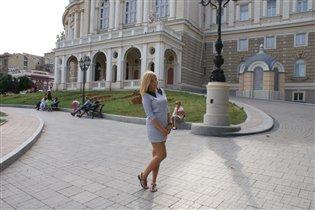 Ах Одесса.Оперный театр.