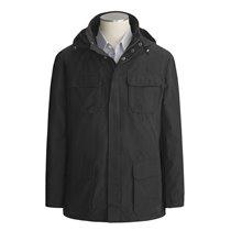 Cole Haan Multi-Pocket Duffle Coat