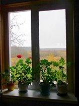 И пусть за окном осень ...