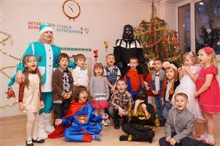 Новый Год для детей 4-8 лет