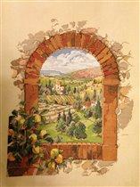 Dreaming of Tuscany (Janlynn 023-0244)