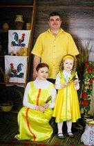 Вот такая мы семья)))