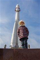 Я космонавтом стать хочу!