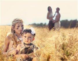 Дети солнце