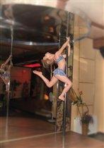 Будущая звезда Pole dance