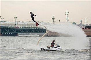 Водный фестиваль в Санкт-Петербурге