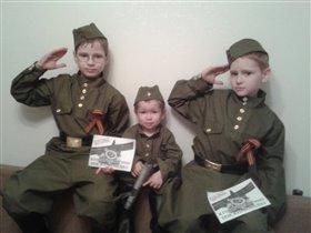 Мои солдаты