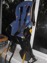 Кресло детское для велосипеда,