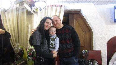 Наша семья!!!